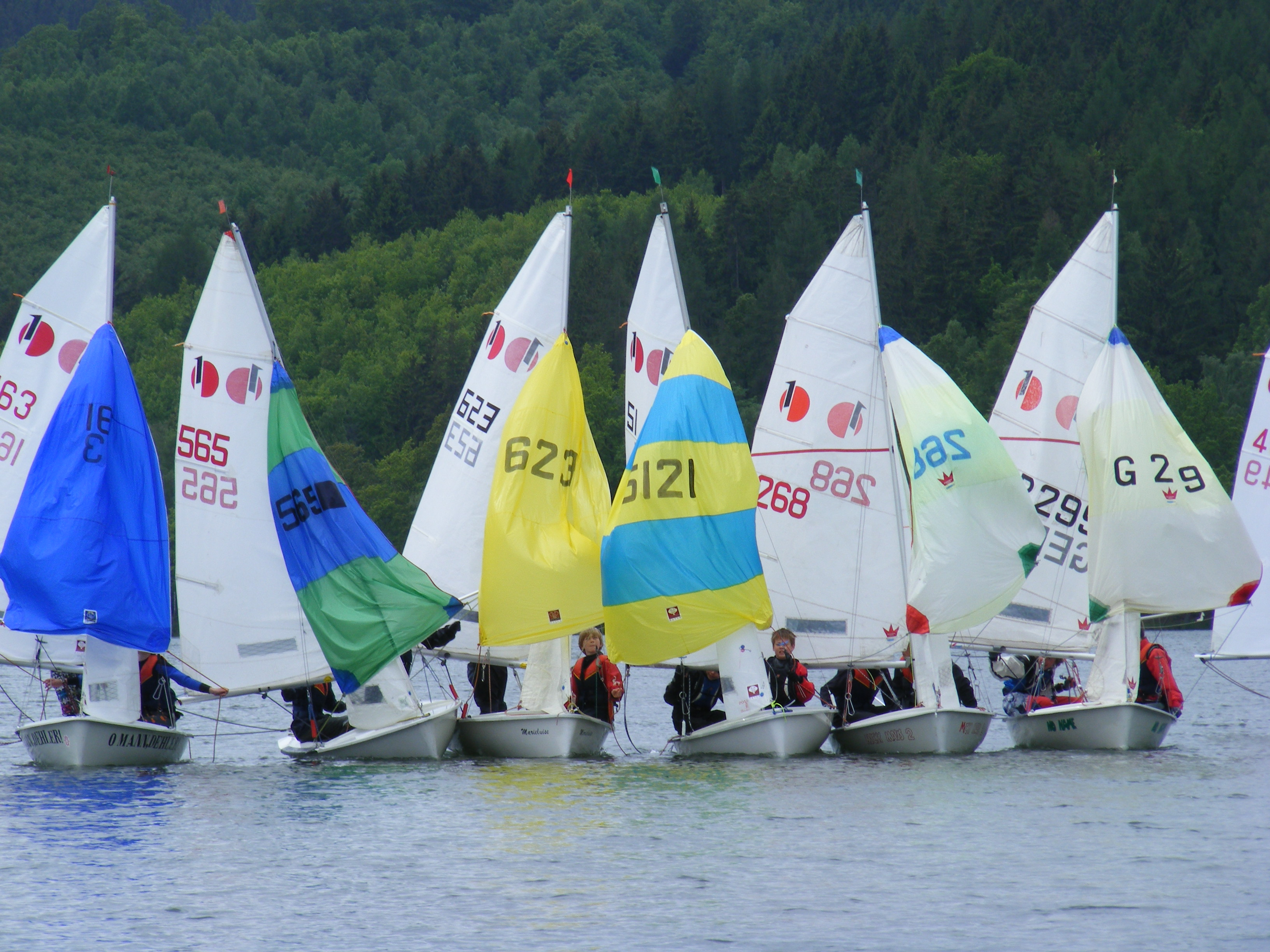 Jugendtraining: U16-Opti-Gruppe @ Göttinger Kiessee